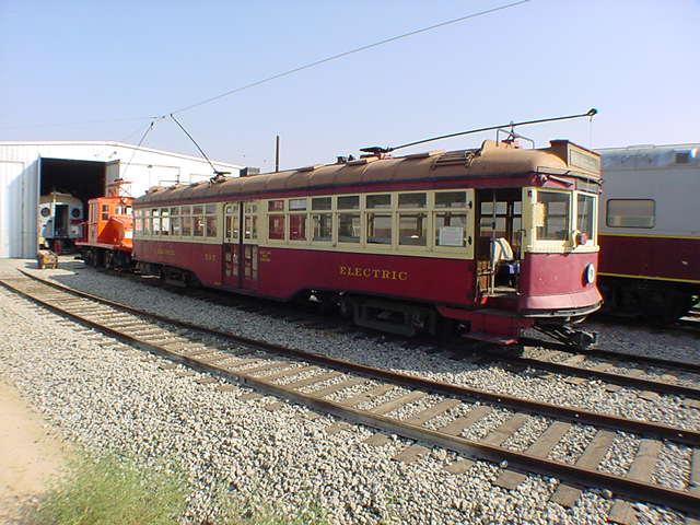 (60k, 640x480)<br><b>Country:</b> United States<br><b>City:</b> Perris, CA<br><b>System:</b> Orange Empire Railway Museum <br><b>Car:</b>  717 <br><b>Photo by:</b> Salaam Allah<br><b>Date:</b> 10/1/2000<br><b>Viewed (this week/total):</b> 4 / 1790