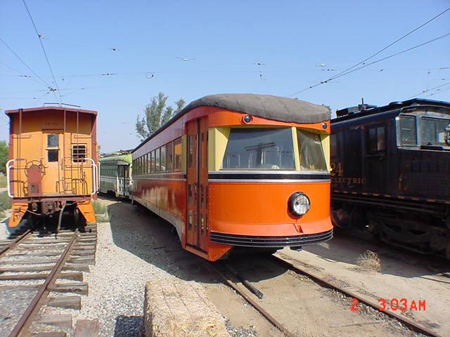 (59k, 640x480)<br><b>Country:</b> United States<br><b>City:</b> Perris, CA<br><b>System:</b> Orange Empire Railway Museum <br><b>Car:</b>  127 <br><b>Photo by:</b> Salaam Allah<br><b>Date:</b> 10/1/2000<br><b>Viewed (this week/total):</b> 1 / 2163