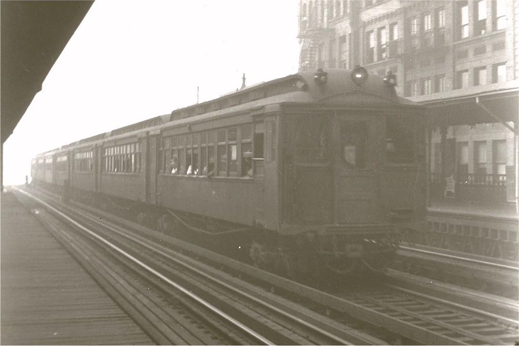 (159k, 1024x682)<br><b>Country:</b> United States<br><b>City:</b> New York<br><b>System:</b> New York City Transit<br><b>Line:</b> 2nd Avenue El<br><b>Location:</b> 23rd Street <br><b>Car:</b> MUDC 1771 <br><b>Photo by:</b> Frank Goldsmith<br><b>Collection of:</b> Joe Testagrose<br><b>Viewed (this week/total):</b> 3 / 9071