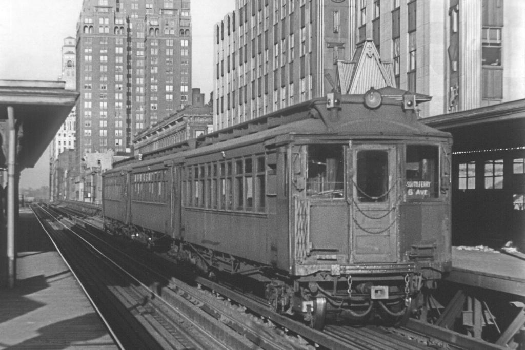 (200k, 1024x678)<br><b>Country:</b> United States<br><b>City:</b> New York<br><b>System:</b> New York City Transit<br><b>Line:</b> 6th Avenue El<br><b>Location:</b> 50th Street <br><b>Photo by:</b> Frank Goldsmith<br><b>Collection of:</b> Joe Testagrose<br><b>Date:</b> 12/4/1938<br><b>Notes:</b> Last day of service<br><b>Viewed (this week/total):</b> 4 / 13174