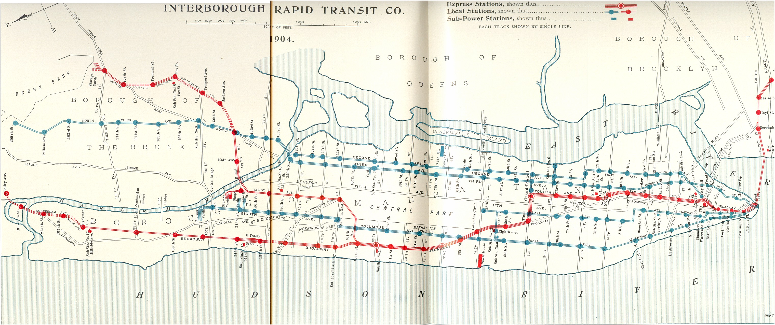 The New York Subway Chapter 01 Route Of Wiring Schematic Irtbook Routemap