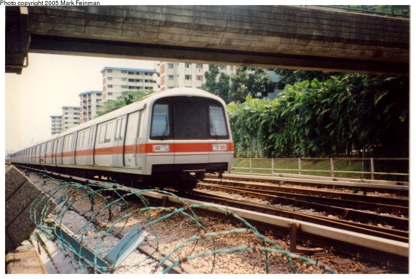 (140k, 820x551)<br><b>Country:</b> Singapore<br><b>City:</b> Singapore<br><b>System:</b> Singapore MRT<br><b>Location:</b> Ang Mo Kio<br><b>Photo by:</b> Mark S. Feinman<br><b>Date:</b> 9/2/1995<br><b>Viewed (this week/total):</b> 3 / 2904