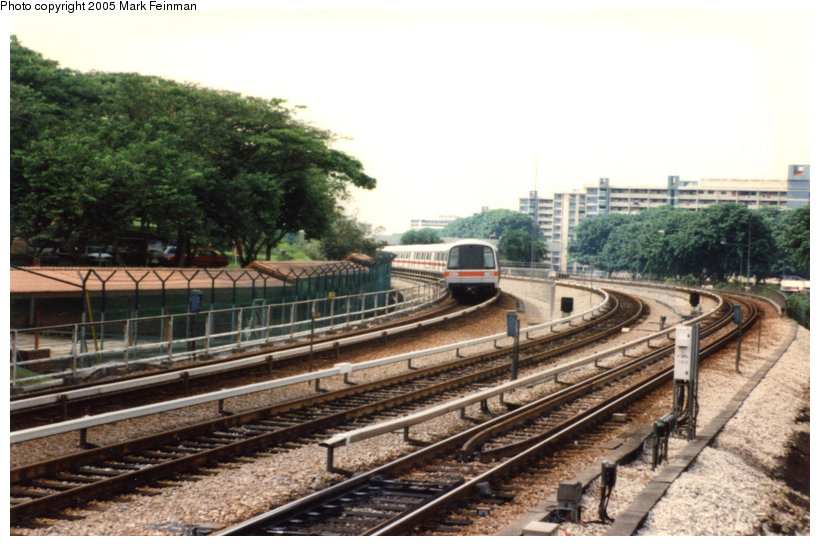 (126k, 820x546)<br><b>Country:</b> Singapore<br><b>City:</b> Singapore<br><b>System:</b> Singapore MRT<br><b>Location:</b> Ang Mo Kio<br><b>Photo by:</b> Mark S. Feinman<br><b>Date:</b> 9/2/1995<br><b>Viewed (this week/total):</b> 0 / 2699