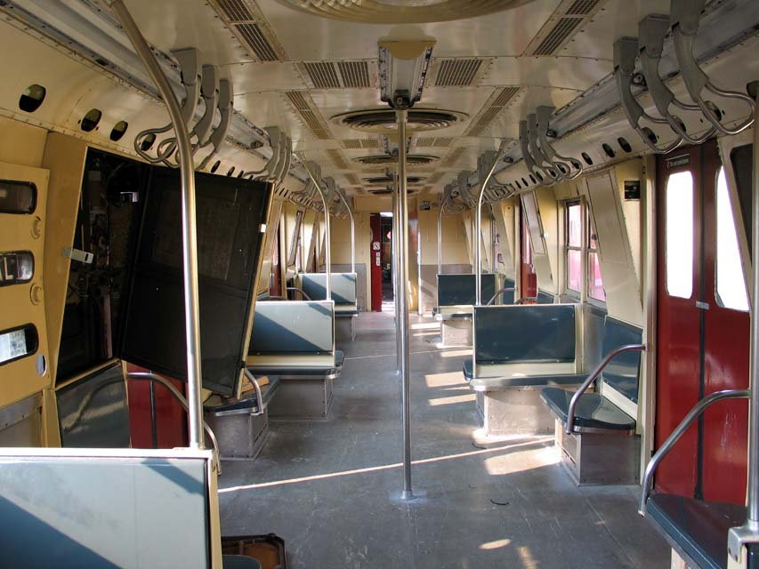 (99k, 853x640)<br><b>Country:</b> United States<br><b>City:</b> New York<br><b>System:</b> New York City Transit<br><b>Car:</b> R-16 (American Car & Foundry, 1955) 6452 <br><b>Photo by:</b> Michael Pompili<br><b>Date:</b> 8/3/2004<br><b>Viewed (this week/total):</b> 2 / 10627