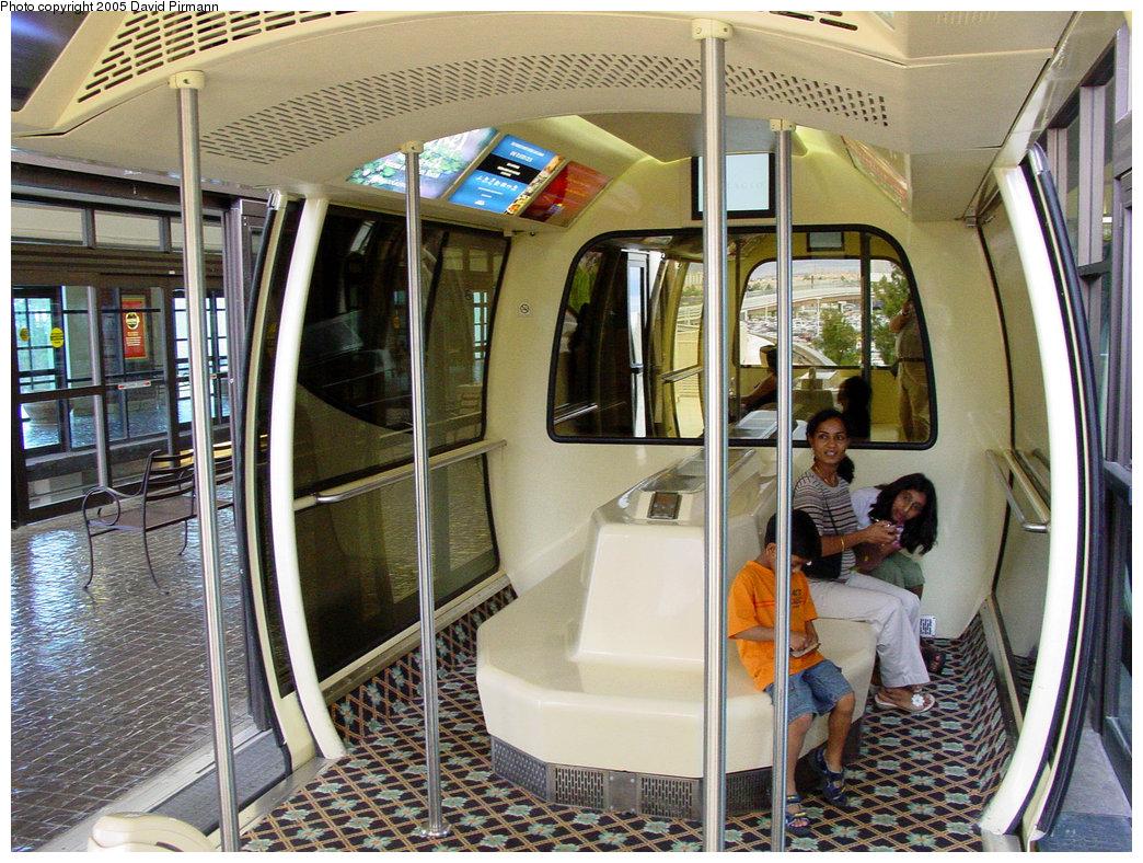 (293k, 1044x788)<br><b>Country:</b> United States<br><b>City:</b> Las Vegas, NV<br><b>System:</b> Monte Carlo / Bellagio Tram<br><b>Location:</b> Interior Monte Carlo/Bellagio Tram<br><b>Photo by:</b> David Pirmann<br><b>Date:</b> 4/23/2005<br><b>Viewed (this week/total):</b> 0 / 4659