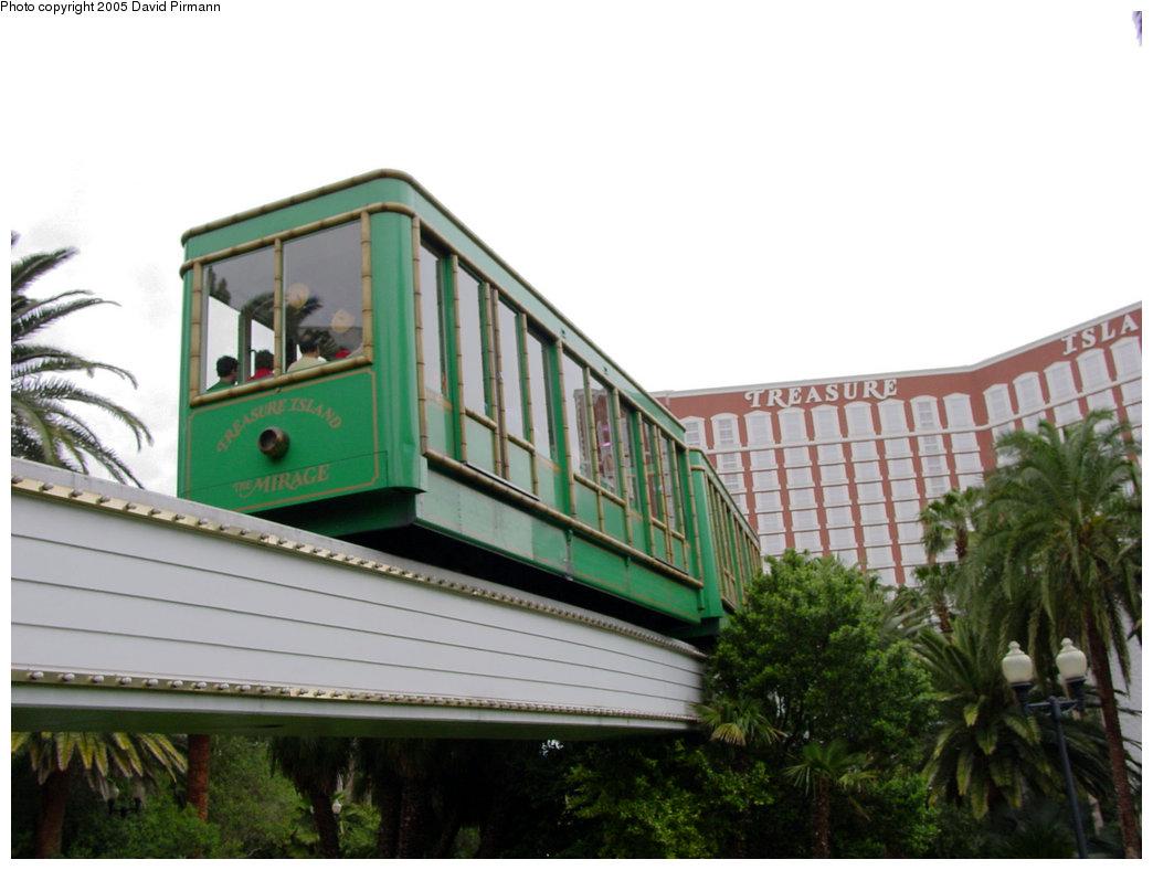 (161k, 1044x788)<br><b>Country:</b> United States<br><b>City:</b> Las Vegas, NV<br><b>System:</b> Mirage / Treasure Island Tram<br><b>Location:</b> Entering Treasure Island Property<br><b>Photo by:</b> David Pirmann<br><b>Date:</b> 4/23/2005<br><b>Viewed (this week/total):</b> 2 / 3239