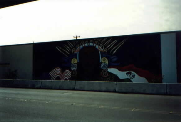 (13k, 583x394)<br><b>Country:</b> United States<br><b>City:</b> Seattle, WA<br><b>System:</b> Metro Transit/King County DOT<br><b>Line:</b> Seattle Metro Tunnel<br><b>Location:</b> South Holgate Street<br><b>Photo by:</b> Paul Schlienz<br><b>Date:</b> 3/5/2001<br><b>Notes:</b> Mural<br><b>Viewed (this week/total):</b> 1 / 1845