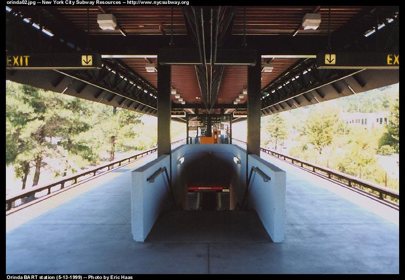 (97k, 824x569)<br><b>Country:</b> United States<br><b>City:</b> San Francisco/Bay Area, CA<br><b>System:</b> BART<br><b>Location:</b> Orinda<br><b>Photo by:</b> Eric Haas<br><b>Date:</b> 5/13/1999<br><b>Viewed (this week/total):</b> 2 / 2554