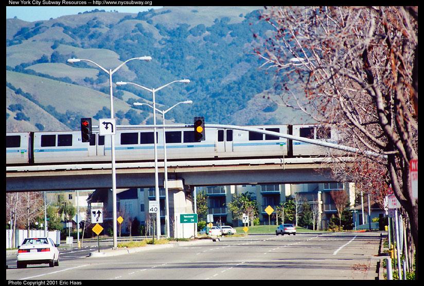 (199k, 824x557)<br><b>Country:</b> United States<br><b>City:</b> San Francisco/Bay Area, CA<br><b>System:</b> BART<br><b>Location:</b> Fremont<br><b>Photo by:</b> Eric Haas<br><b>Date:</b> 1/27/2001<br><b>Viewed (this week/total):</b> 1 / 4879