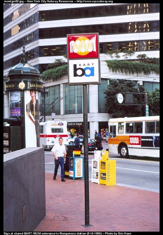 (122k, 570x824)<br><b>Country:</b> United States<br><b>City:</b> San Francisco/Bay Area, CA<br><b>System:</b> BART<br><b>Location:</b> Montgomery <br><b>Photo by:</b> Eric Haas<br><b>Date:</b> 4/30/1999<br><b>Notes:</b> Street entrance<br><b>Viewed (this week/total):</b> 0 / 3573