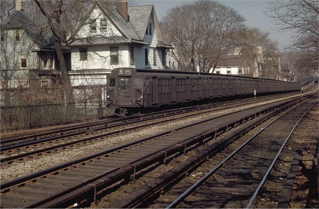 (268k, 1024x671)<br><b>Country:</b> United States<br><b>City:</b> New York<br><b>System:</b> New York City Transit<br><b>Line:</b> BMT Brighton Line<br><b>Location:</b> Avenue H <br><b>Route:</b> D<br><b>Car:</b> R-6-2 (Pullman, 1936)  1159 <br><b>Photo by:</b> Joe Testagrose<br><b>Date:</b> 2/28/1970<br><b>Viewed (this week/total):</b> 1 / 3934
