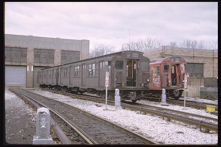 (138k, 768x512)<br><b>Country:</b> United States<br><b>City:</b> New York<br><b>System:</b> New York City Transit<br><b>Location:</b> Coney Island Yard<br><b>Car:</b> R-6-2 (Pullman, 1936)  1171 <br><b>Photo by:</b> Steve Zabel<br><b>Collection of:</b> Joe Testagrose<br><b>Date:</b> 2/3/1973<br><b>Viewed (this week/total):</b> 0 / 3466