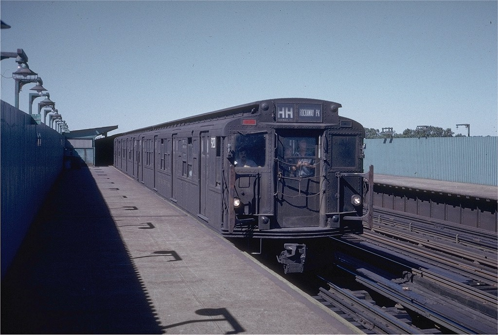 (200k, 1024x688)<br><b>Country:</b> United States<br><b>City:</b> New York<br><b>System:</b> New York City Transit<br><b>Line:</b> IND Fulton Street Line<br><b>Location:</b> 80th Street/Hudson Street <br><b>Route:</b> HH<br><b>Car:</b> R-6-3 (American Car & Foundry, 1935)  920 <br><b>Photo by:</b> Doug Grotjahn<br><b>Collection of:</b> Joe Testagrose<br><b>Date:</b> 9/10/1972<br><b>Viewed (this week/total):</b> 3 / 4109