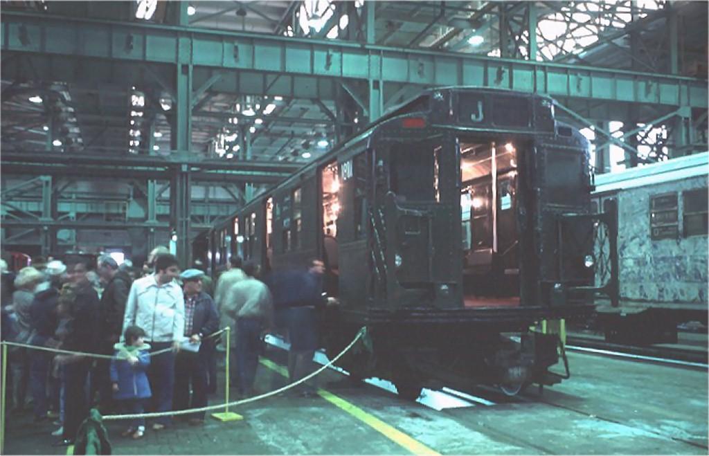 (151k, 1024x659)<br><b>Country:</b> United States<br><b>City:</b> New York<br><b>System:</b> New York City Transit<br><b>Location:</b> Coney Island Shop/Overhaul & Repair Shop<br><b>Car:</b> R-9 (Pressed Steel, 1940)  1801 <br><b>Photo by:</b> Joe Testagrose<br><b>Date:</b> 10/13/1979<br><b>Viewed (this week/total):</b> 0 / 3387