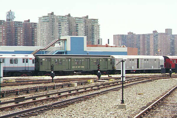 (135k, 600x400)<br><b>Country:</b> United States<br><b>City:</b> New York<br><b>System:</b> New York City Transit<br><b>Location:</b> Coney Island Yard-Museum Yard<br><b>Car:</b> R-9 (Pressed Steel, 1940)  1802 <br><b>Photo by:</b> Sidney Keyles<br><b>Date:</b> 5/22/1999<br><b>Viewed (this week/total):</b> 3 / 3302