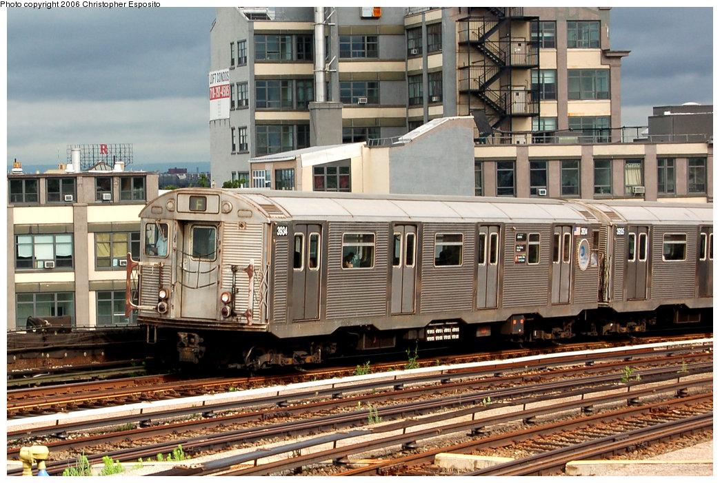 (241k, 1044x701)<br><b>Country:</b> United States<br><b>City:</b> New York<br><b>System:</b> New York City Transit<br><b>Line:</b> IND Crosstown Line<br><b>Location:</b> Smith/9th Street <br><b>Route:</b> F<br><b>Car:</b> R-32 (GE Rebuild) 3934 <br><b>Photo by:</b> Christopher Esposito<br><b>Date:</b> 6/28/2006<br><b>Viewed (this week/total):</b> 2 / 8743