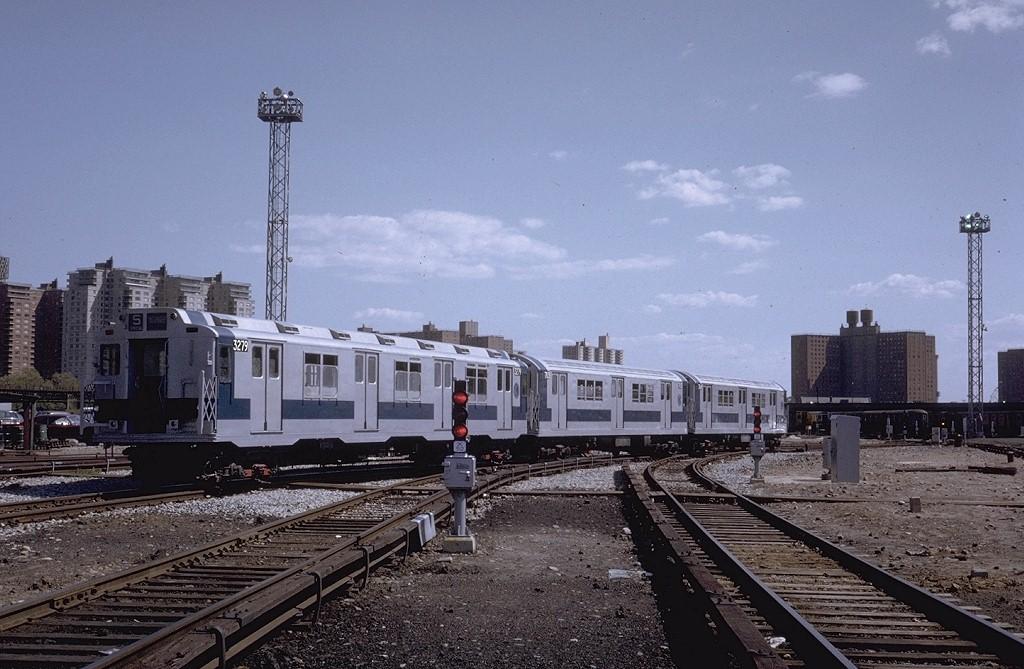 (198k, 1024x669)<br><b>Country:</b> United States<br><b>City:</b> New York<br><b>System:</b> New York City Transit<br><b>Location:</b> Coney Island Yard<br><b>Car:</b> R-10 (American Car & Foundry, 1948) 3279 <br><b>Photo by:</b> Steve Zabel<br><b>Collection of:</b> Joe Testagrose<br><b>Date:</b> 5/17/1971<br><b>Viewed (this week/total):</b> 0 / 3462