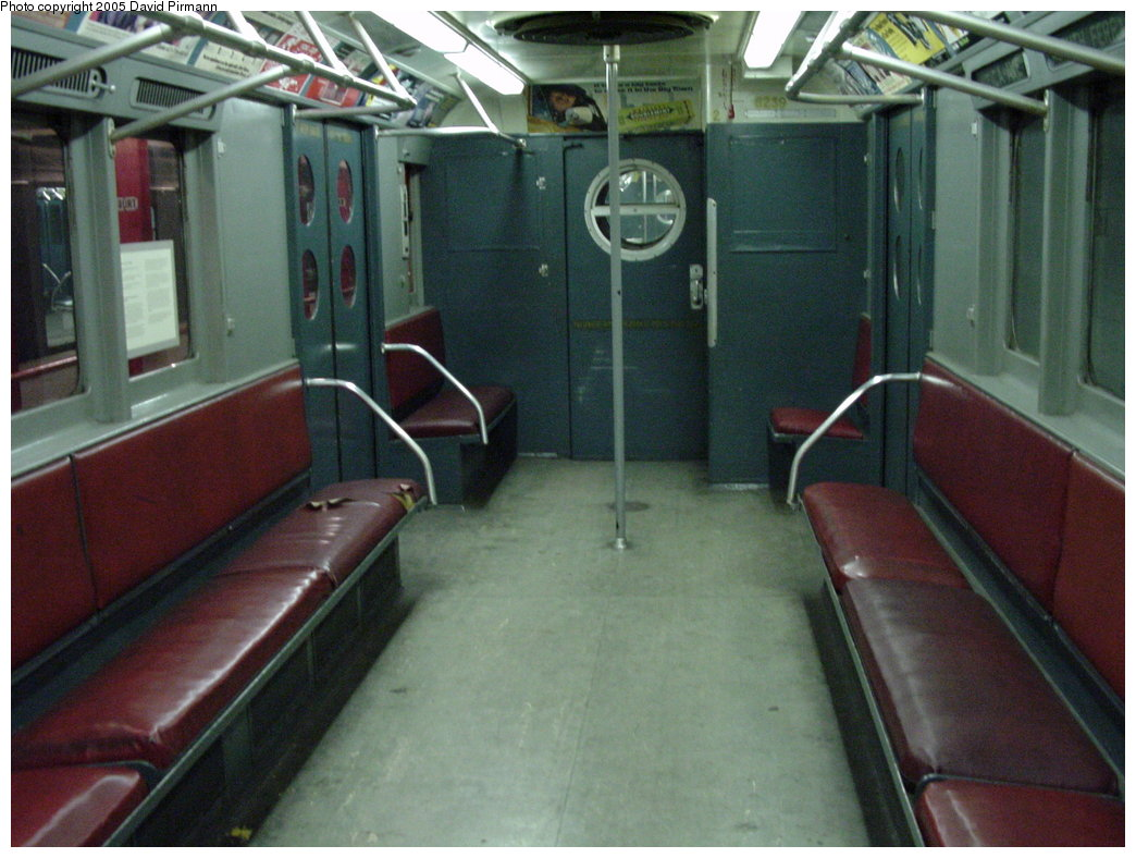 (165k, 1044x788)<br><b>Country:</b> United States<br><b>City:</b> New York<br><b>System:</b> New York City Transit<br><b>Location:</b> New York Transit Museum<br><b>Car:</b> R-15 (American Car & Foundry, 1950) 6239 <br><b>Photo by:</b> David Pirmann<br><b>Date:</b> 3/12/2000<br><b>Viewed (this week/total):</b> 3 / 19014