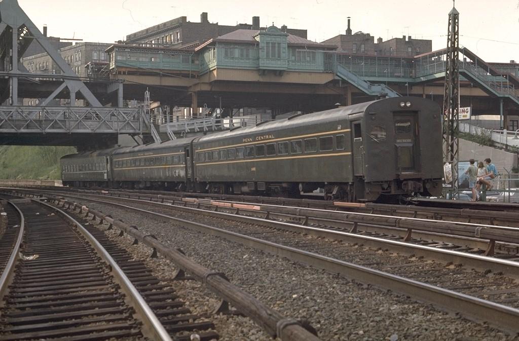 (198k, 1024x673)<br><b>Country:</b> United States<br><b>City:</b> New York<br><b>System:</b> Metro-North Railroad (or Amtrak or Predecessor RR)<br><b>Line:</b> Metro North-Hudson Line<br><b>Location:</b> Marble Hill <br><b>Car:</b> MNRR ACMU 1145 <br><b>Photo by:</b> Joe Testagrose<br><b>Date:</b> 5/31/1970<br><b>Viewed (this week/total):</b> 5 / 4652