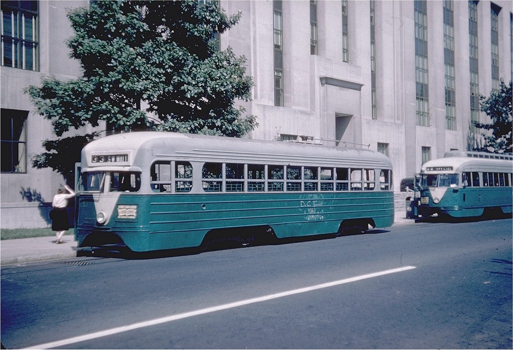 (249k, 1024x698)<br><b>Country:</b> United States<br><b>City:</b> Washington, D.C.<br><b>System:</b> D.C. Transit<br><b>Route:</b> Rt.33<br><b>Car:</b> PCC 1053 <br><b>Collection of:</b> Joe Testagrose<br><b>Date:</b> 8/15/1959<br><b>Viewed (this week/total):</b> 1 / 3699