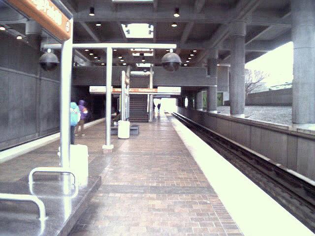 (116k, 640x480)<br><b>Country:</b> United States<br><b>City:</b> Atlanta, GA<br><b>System:</b> MARTA<br><b>Line:</b> North-South Line <br><b>Location:</b> College Park <br><b>Photo by:</b> Robert Ferreira<br><b>Date:</b> 12/13/2000<br><b>Viewed (this week/total):</b> 0 / 1993