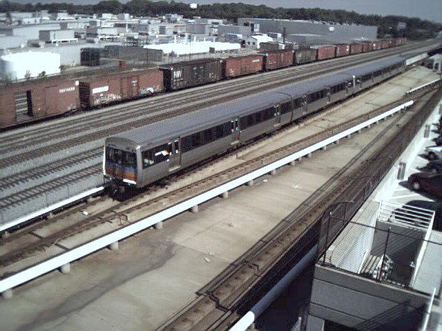 (144k, 640x480)<br><b>Country:</b> United States<br><b>City:</b> Atlanta, GA<br><b>System:</b> MARTA<br><b>Line:</b> Doraville Branch <br><b>Location:</b> Doraville <br><b>Photo by:</b> Robert Ferreira<br><b>Date:</b> 2000<br><b>Viewed (this week/total):</b> 5 / 4095