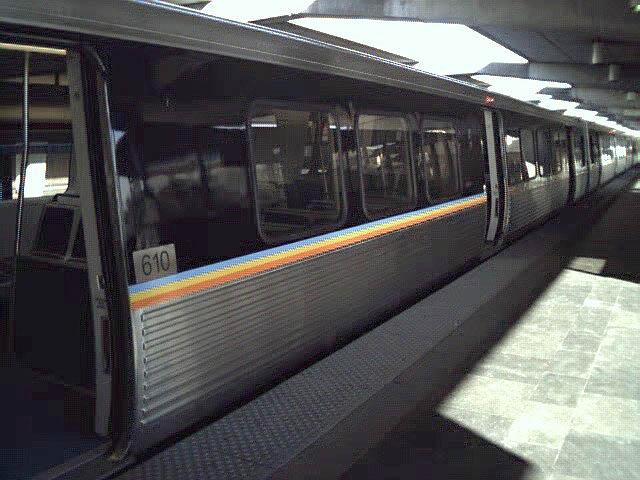 (70k, 640x480)<br><b>Country:</b> United States<br><b>City:</b> Atlanta, GA<br><b>System:</b> MARTA<br><b>Line:</b> East-West Line <br><b>Location:</b> Hamilton E. Holmes <br><b>Car:</b> MARTA CQ312 610 <br><b>Photo by:</b> Robert Ferreira<br><b>Date:</b> 12/18/2000<br><b>Viewed (this week/total):</b> 0 / 2680