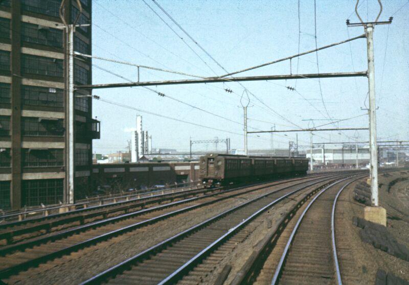 (74k, 800x558)<br><b>Country:</b> United States<br><b>City:</b> Harrison, NJ<br><b>System:</b> PATH<br><b>Location:</b> Harrison <br><b>Car:</b> H&M  <br><b>Photo by:</b> Kent Loudon<br><b>Date:</b> 1957<br><b>Viewed (this week/total):</b> 0 / 5693
