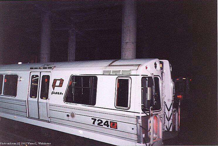 (87k, 743x498)<br><b>Country:</b> United States<br><b>City:</b> Jersey City, NJ<br><b>System:</b> PATH<br><b>Location:</b> Journal Square <br><b>Car:</b> PATH PA-3 (Hawker-Siddley, 1972)  724 <br><b>Photo by:</b> Wayne Whitehorne<br><b>Date:</b> 1998<br><b>Viewed (this week/total):</b> 0 / 4411