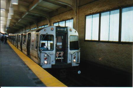 (30k, 450x300)<br><b>Country:</b> United States<br><b>City:</b> Newark, NJ<br><b>System:</b> PATH<br><b>Location:</b> Newark (Penn Station) <br><b>Car:</b> PATH PA-4 (Kawasaki, 1986)   <br><b>Photo by:</b> Tony Mirabella<br><b>Viewed (this week/total):</b> 0 / 5356