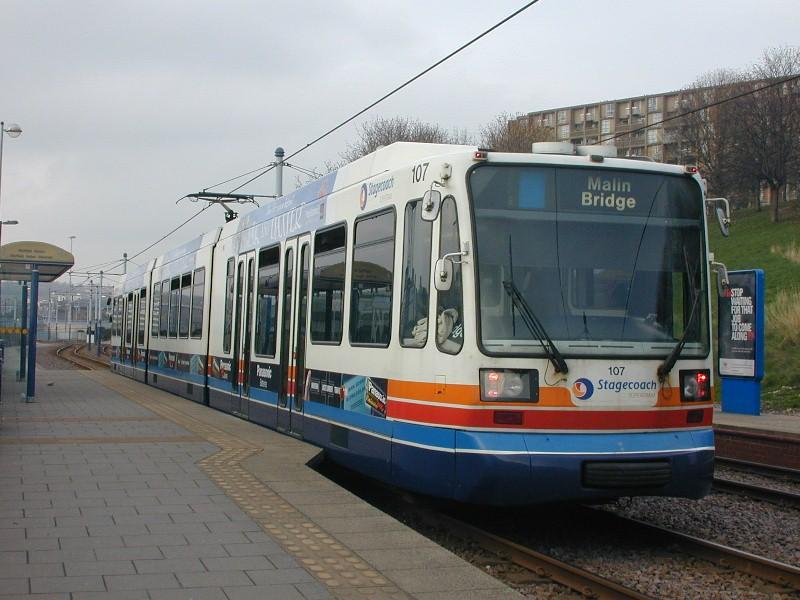 (126k, 800x600)<br><b>Country:</b> United Kingdom<br><b>City:</b> Sheffield<br><b>System:</b> Sheffield Supertram<br><b>Photo by:</b> Simon Billis<br><b>Date:</b> 6/5/2002<br><b>Viewed (this week/total):</b> 1 / 3591