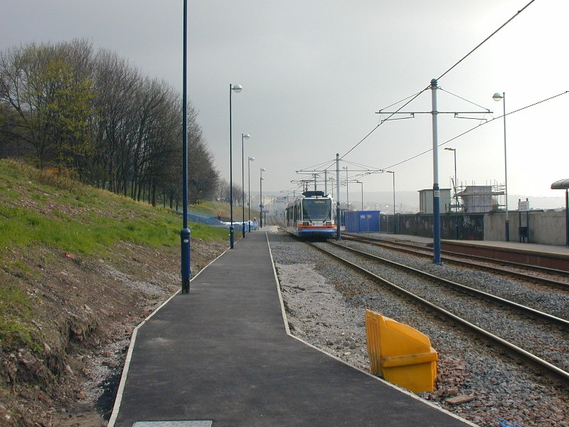 (146k, 800x600)<br><b>Country:</b> United Kingdom<br><b>City:</b> Sheffield<br><b>System:</b> Sheffield Supertram<br><b>Photo by:</b> Simon Billis<br><b>Date:</b> 6/5/2002<br><b>Viewed (this week/total):</b> 0 / 2640