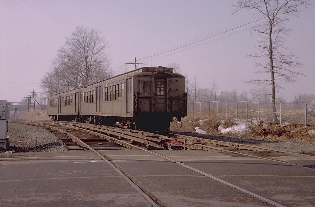 (196k, 1024x674)<br><b>Country:</b> United States<br><b>City:</b> New York<br><b>System:</b> New York City Transit<br><b>Line:</b> SIRT<br><b>Location:</b> Grant City <br><b>Car:</b> SIRT ME-1 (Motor) 330 <br><b>Photo by:</b> Joel Shanus<br><b>Collection of:</b> Joe Testagrose<br><b>Date:</b> 2/12/1966<br><b>Viewed (this week/total):</b> 0 / 5994