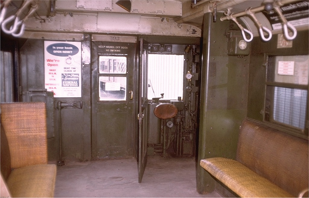 (177k, 1024x657)<br><b>Country:</b> United States<br><b>City:</b> New York<br><b>System:</b> New York City Transit<br><b>Line:</b> SIRT<br><b>Car:</b> SIRT ME-1 (Motor conv. from trailer)  393 <br><b>Collection of:</b> Joe Testagrose<br><b>Date:</b> 4/27/1973<br><b>Viewed (this week/total):</b> 3 / 6102