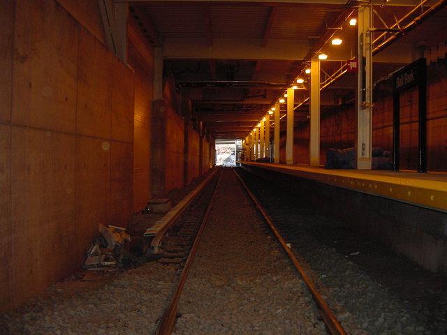(43k, 640x480)<br><b>Country:</b> United States<br><b>City:</b> New York<br><b>System:</b> New York City Transit<br><b>Line:</b> SIRT<br><b>Location:</b> Ball Park <br><b>Photo by:</b> Daniel C. Boyar<br><b>Date:</b> 6/2001<br><b>Viewed (this week/total):</b> 1 / 4970
