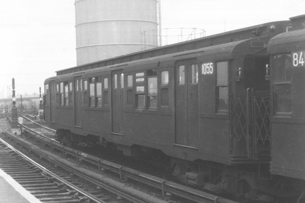 (284k, 1044x708)<br><b>Country:</b> United States<br><b>City:</b> New York<br><b>System:</b> New York City Transit<br><b>Location:</b> Coney Island/Stillwell Avenue<br><b>Route:</b> D<br><b>Car:</b> R-6-3 (American Car & Foundry, 1935)  1055 <br><b>Collection of:</b> David Pirmann<br><b>Viewed (this week/total):</b> 0 / 2762