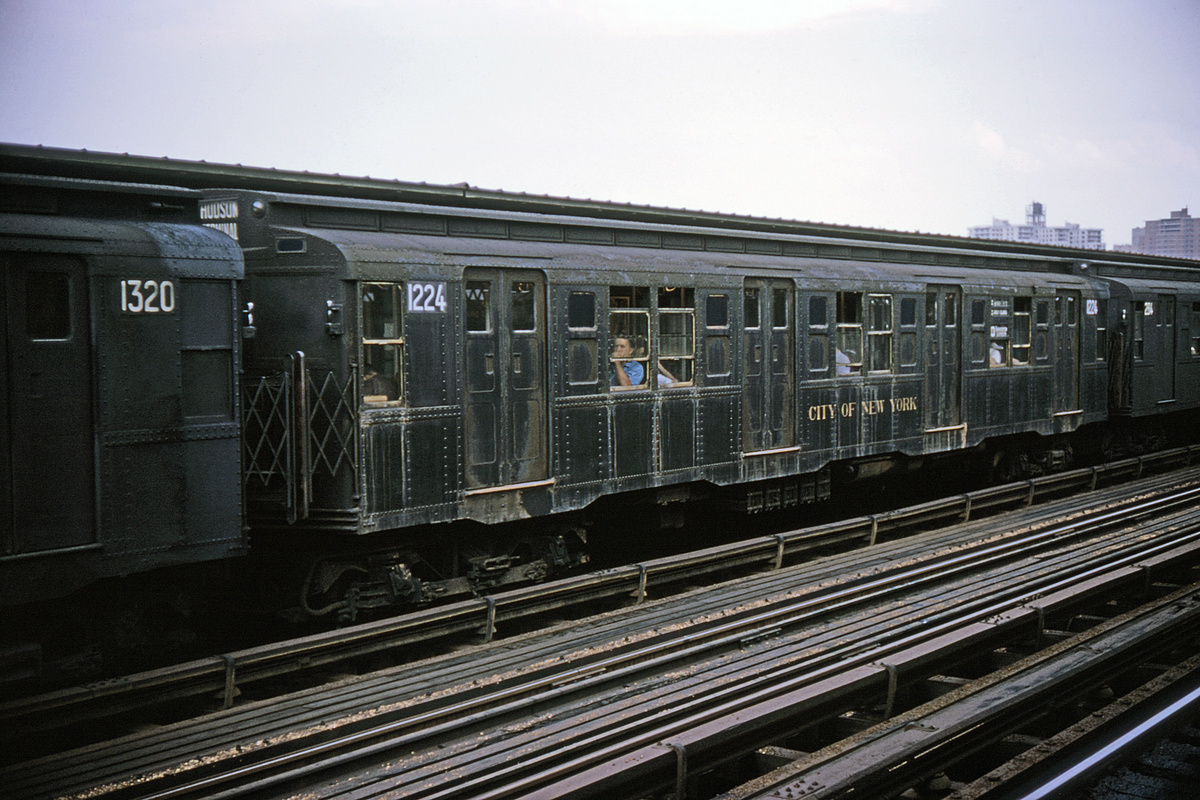 (377k, 1044x709)<br><b>Country:</b> United States<br><b>City:</b> New York<br><b>System:</b> New York City Transit<br><b>Line:</b> BMT Culver Line<br><b>Location:</b> Avenue X <br><b>Route:</b> D<br><b>Car:</b> R-6-2 (Pullman, 1936)  1224 <br><b>Collection of:</b> David Pirmann<br><b>Date:</b> 8/18/1964<br><b>Viewed (this week/total):</b> 3 / 3398