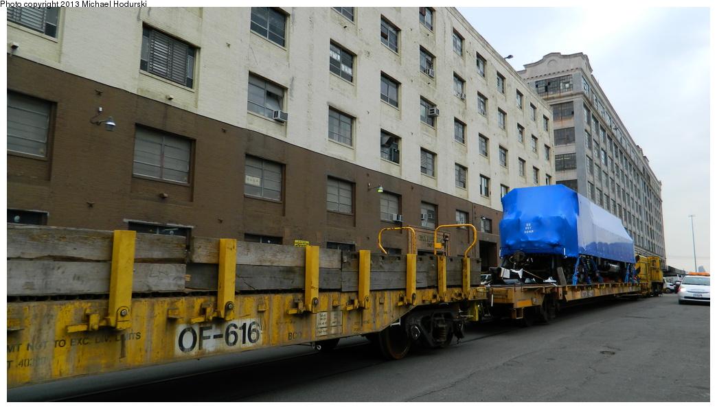 (300k, 1044x596)<br><b>Country:</b> United States<br><b>City:</b> New York<br><b>System:</b> New York City Transit<br><b>Line:</b> South Brooklyn Railway<br><b>Location:</b> 1st Avenue & 40th St (SBK)<br><b>Car:</b> R-156 Diesel-Electric Locomotive (MPI, 2012-2013) 914 <br><b>Photo by:</b> Michael Hodurski<br><b>Date:</b> 3/20/2013<br><b>Viewed (this week/total):</b> 3 / 1090