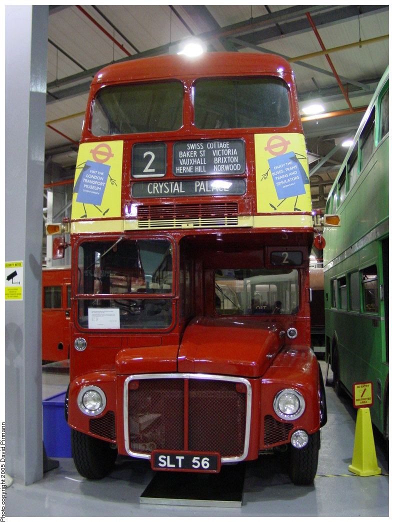 (190k, 788x1044)<br><b>Country:</b> United Kingdom<br><b>City:</b> London<br><b>System:</b> London Underground<br><b>Location:</b> Acton Museum Depot<br><b>Photo by:</b> David Pirmann<br><b>Date:</b> 2/28/2003<br><b>Notes:</b> View of bus shed<br><b>Viewed (this week/total):</b> 1 / 2005