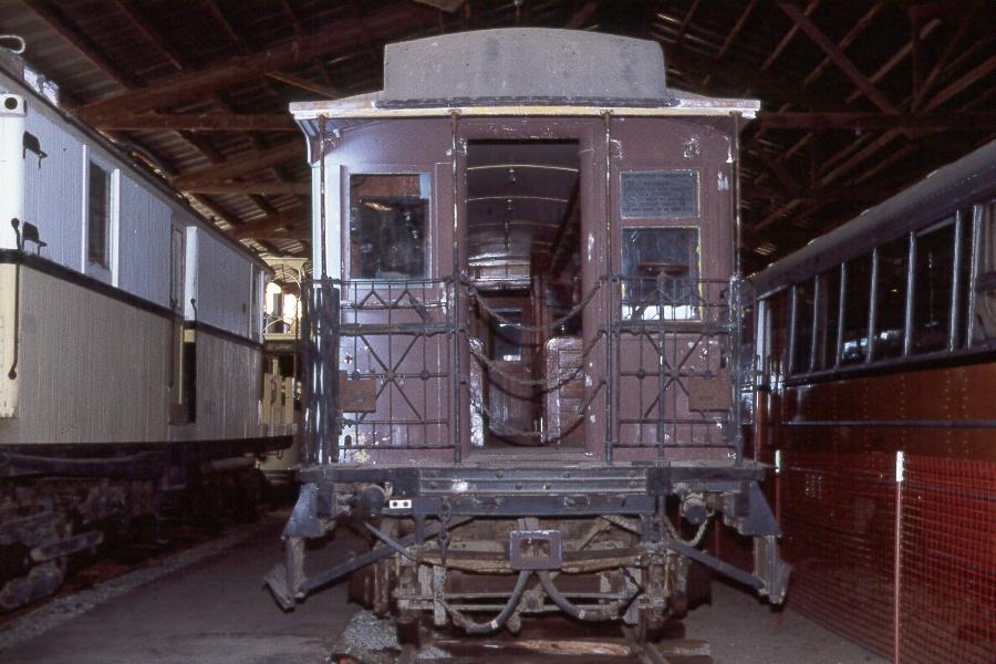 (227k, 900x600)<br><b>Country:</b> United States<br><b>City:</b> Rio Vista Junction, CA<br><b>System:</b> Western Railway Museum <br><b>Car:</b> Manhattan El 889 <br><b>Photo by:</b> Bill Palter<br><b>Date:</b> 1999<br><b>Viewed (this week/total):</b> 0 / 7009
