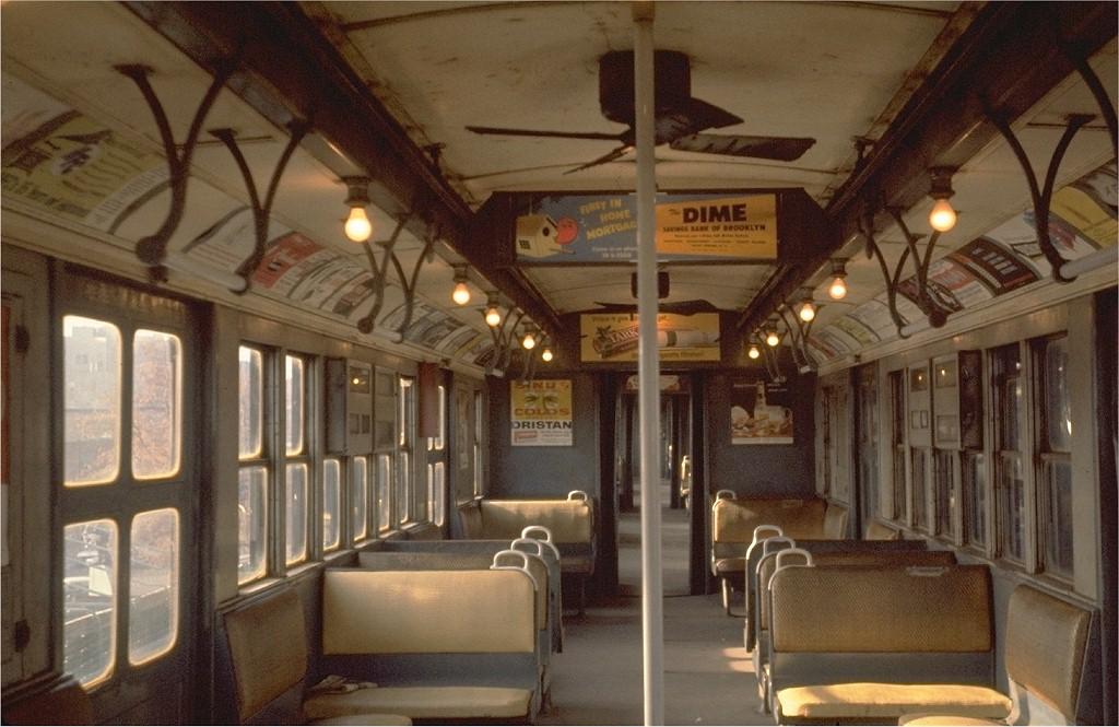 (189k, 1024x665)<br><b>Country:</b> United States<br><b>City:</b> New York<br><b>System:</b> New York City Transit<br><b>Line:</b> BMT Astoria Line<br><b>Location:</b> Ditmars Boulevard <br><b>Car:</b> BMT D-Type Triplex 6052 <br><b>Photo by:</b> Joel Shanus<br><b>Collection of:</b> Joe Testagrose<br><b>Date:</b> 11/5/1963<br><b>Viewed (this week/total):</b> 1 / 5594