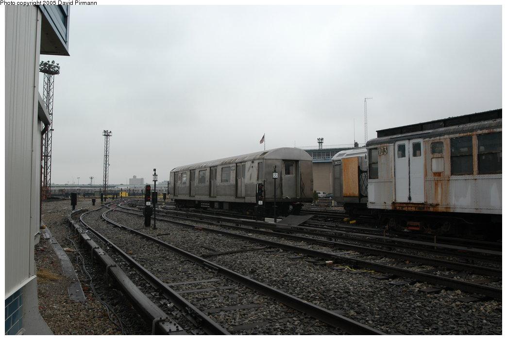 (167k, 1044x701)<br><b>Country:</b> United States<br><b>City:</b> New York<br><b>System:</b> New York City Transit<br><b>Location:</b> Coney Island Yard<br><b>Car:</b> R-42 (St. Louis, 1969-1970)  4594 <br><b>Photo by:</b> David Pirmann<br><b>Date:</b> 4/5/2003<br><b>Viewed (this week/total):</b> 0 / 4121