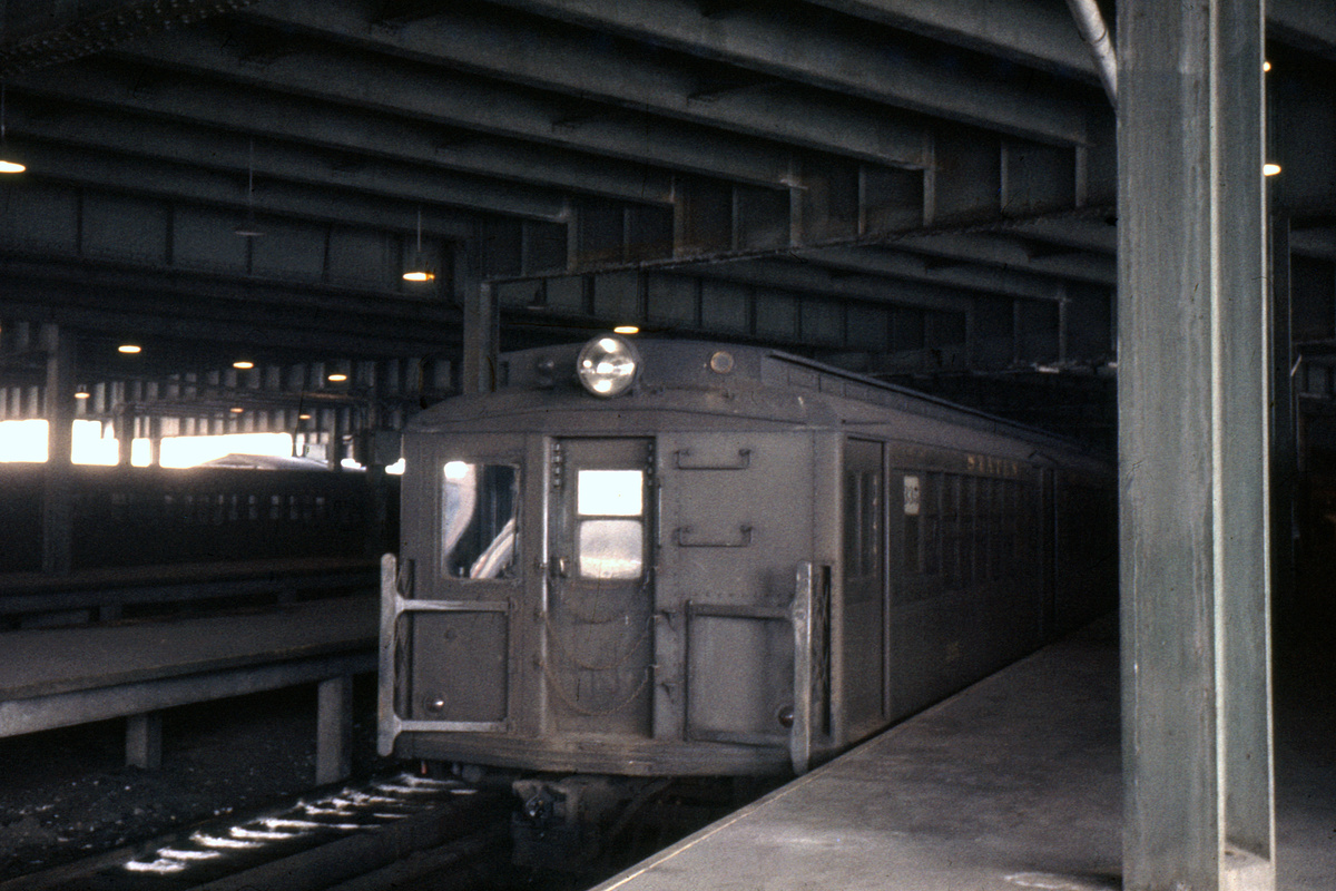 (272k, 1024x683)<br><b>Country:</b> United States<br><b>City:</b> New York<br><b>System:</b> New York City Transit<br><b>Line:</b> SIRT<br><b>Location:</b> St. George <br><b>Car:</b> SIRT ME-1 (Motor) 335 <br><b>Collection of:</b> David Pirmann<br><b>Date:</b> 3/2/1964<br><b>Viewed (this week/total):</b> 0 / 5609