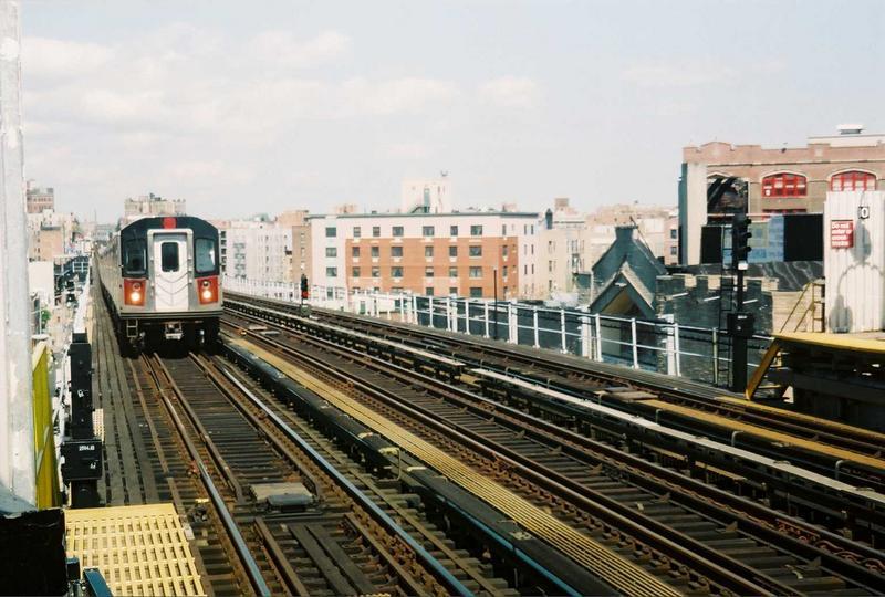 (80k, 800x540)<br><b>Country:</b> United States<br><b>City:</b> New York<br><b>System:</b> New York City Transit<br><b>Line:</b> IRT White Plains Road Line<br><b>Location:</b> Prospect Avenue <br><b>Route:</b> 2<br><b>Car:</b> R-142 (Primary Order, Bombardier, 1999-2002)  6435 <br><b>Photo by:</b> Gary Chatterton<br><b>Date:</b> 5/1/2005<br><b>Viewed (this week/total):</b> 3 / 4473