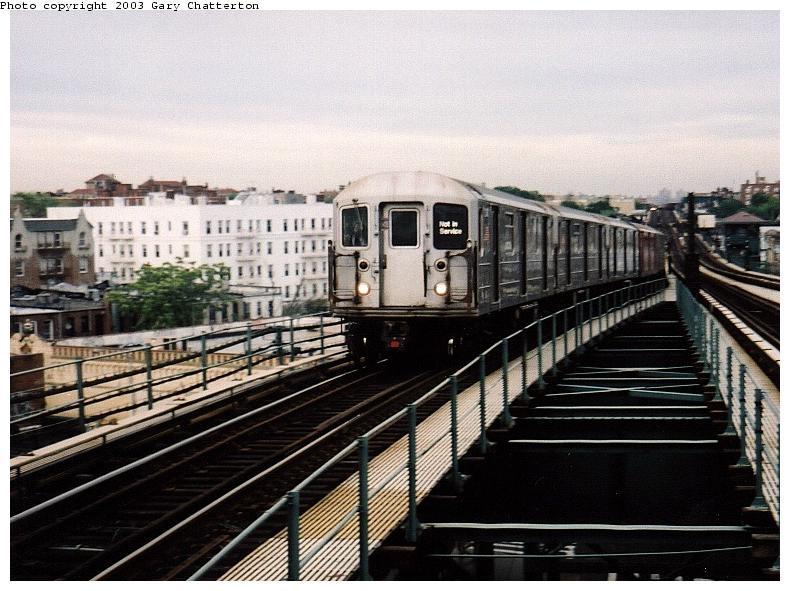 (85k, 790x591)<br><b>Country:</b> United States<br><b>City:</b> New York<br><b>System:</b> New York City Transit<br><b>Line:</b> IRT Flushing Line<br><b>Location:</b> 61st Street/Woodside <br><b>Car:</b> R-62A (Bombardier, 1984-1987)  2038 <br><b>Photo by:</b> Gary Chatterton<br><b>Date:</b> 6/18/2003<br><b>Viewed (this week/total):</b> 0 / 3902