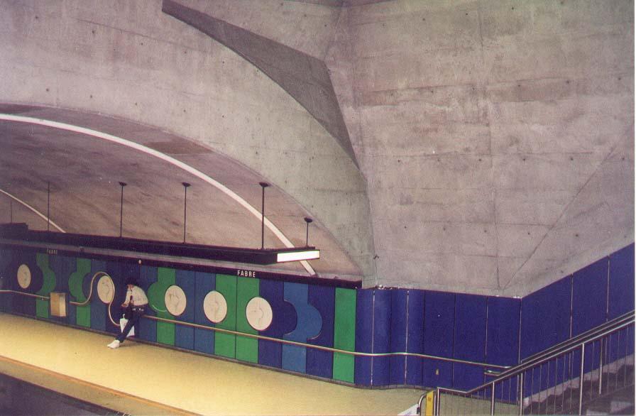 (68k, 896x586)<br><b>Country:</b> Canada<br><b>City:</b> Montréal, Québec<br><b>System:</b> STM-Metro<br><b>Line:</b> STM Blue Line <br><b>Location:</b> Fabre <br><b>Photo by:</b> Mervyn Miller<br><b>Viewed (this week/total):</b> 0 / 3407