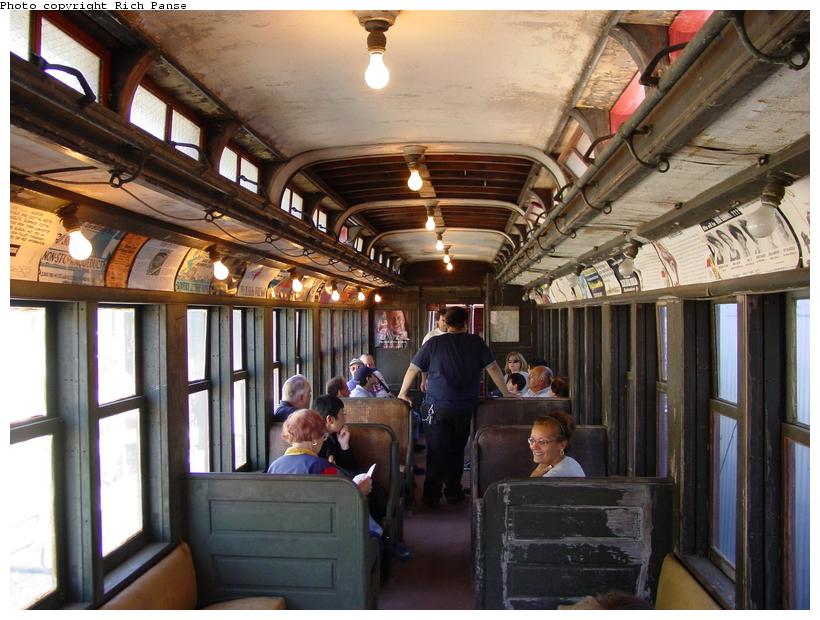 (93k, 820x620)<br><b>Country:</b> United States<br><b>City:</b> East Haven/Branford, Ct.<br><b>System:</b> Shore Line Trolley Museum <br><b>Car:</b> BMT Elevated Gate Car 1227 <br><b>Photo by:</b> Richard Panse<br><b>Date:</b> 9/28/2002<br><b>Viewed (this week/total):</b> 0 / 5577