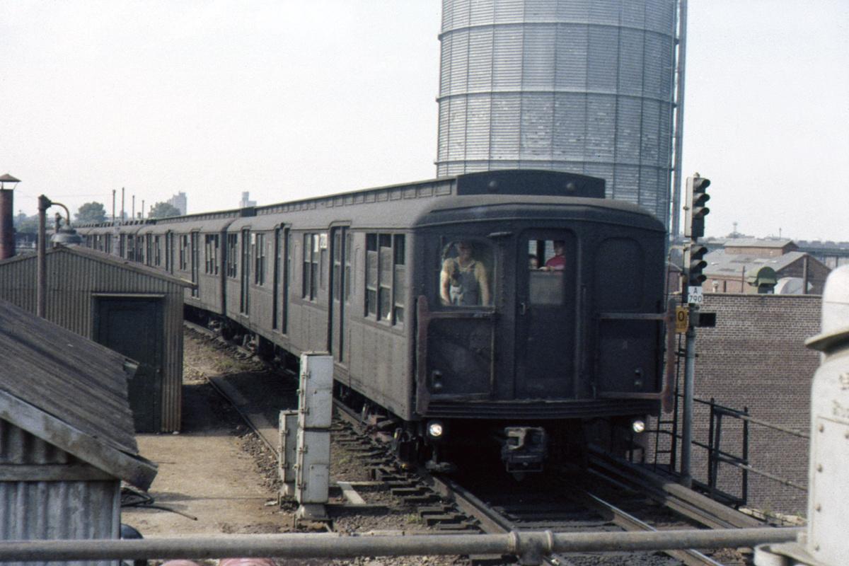 (385k, 1044x708)<br><b>Country:</b> United States<br><b>City:</b> New York<br><b>System:</b> New York City Transit<br><b>Location:</b> Coney Island/Stillwell Avenue<br><b>Car:</b> BMT A/B-Type Standard 2720 <br><b>Collection of:</b> David Pirmann<br><b>Date:</b> 1964<br><b>Viewed (this week/total):</b> 1 / 4554