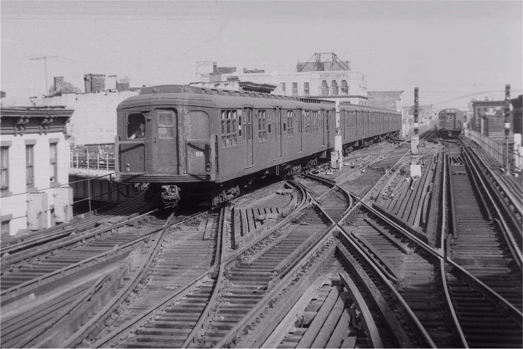(205k, 1024x683)<br><b>Country:</b> United States<br><b>City:</b> New York<br><b>System:</b> New York City Transit<br><b>Line:</b> BMT Nassau Street/Jamaica Line<br><b>Location:</b> Myrtle Avenue <br><b>Car:</b> BMT A/B-Type Standard 2454 <br><b>Collection of:</b> Joe Testagrose<br><b>Viewed (this week/total):</b> 0 / 3449