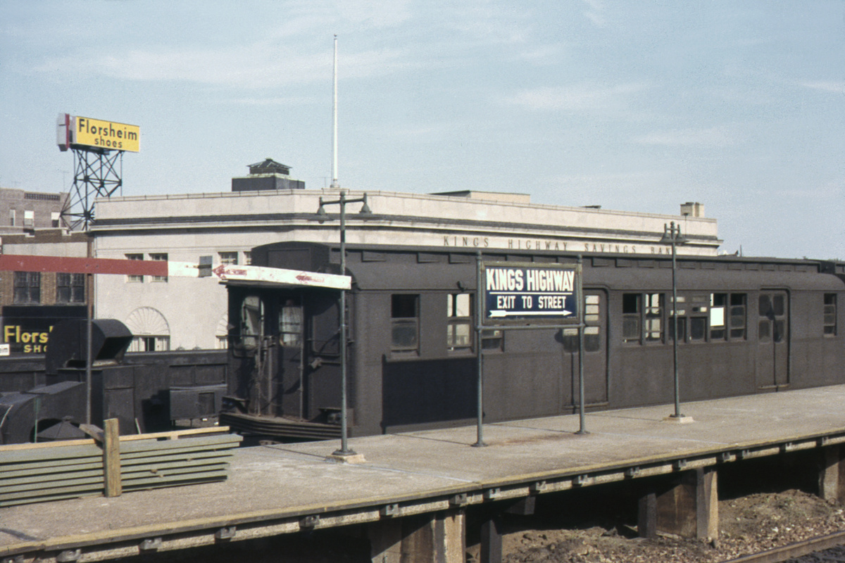 (371k, 1024x683)<br><b>Country:</b> United States<br><b>City:</b> New York<br><b>System:</b> New York City Transit<br><b>Line:</b> BMT Brighton Line<br><b>Location:</b> Kings Highway <br><b>Car:</b> BMT D-Type Triplex  <br><b>Collection of:</b> David Pirmann<br><b>Viewed (this week/total):</b> 0 / 4265